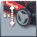Benzin-Rasenmäher GE-PM 48 S HW B&S Detailbild ohne Untertitel 4