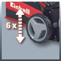 Masina de tuns iarba cu motor termic GE-PM 53 VS HW B&S Detailbild ohne Untertitel 4