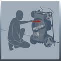 Benzin-Rasenmäher GC-PM 47 S HW Detailbild ohne Untertitel 5