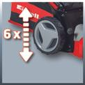 Benzin-Rasenmäher GC-PM 47 S HW Detailbild ohne Untertitel 3