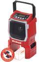 Radio a batteria TE-CR 18 Li-Solo Produktbild 1