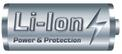 Radio a batteria TE-CR 18 Li-Solo Logo / Button 2
