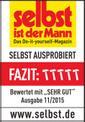 Rotary Hammer TH-RH 1600 Testmagazin - Logo (oeffentlich) 1