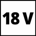 Akkus univerzális fűrész TE-AP 18 Li-Solo VKA 1