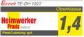 Bontókalapács TE-DH 1027 Testmagazin - Logo (oeffentlich) 1