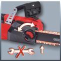 Elektro-Kettensäge GE-EC 2240 S Detailbild ohne Untertitel 3