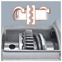 Bohrhammer-Set TC-RH 900 Kit Detailbild ohne Untertitel 3