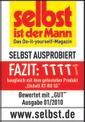 Oberfräse TE-RO 1255 E Testmagazin - Logo (oeffentlich) 2
