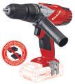 Akku-Schlagbohrschrauber TE-CD 18-2 Li-i Solo Produktbild 1