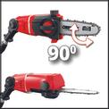 Cl Pole-Mounted Powered Pruner GE-LC 18 Li T-Solo Detailbild ohne Untertitel 7