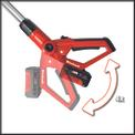 Cl Pole-Mounted Powered Pruner GE-LC 18 Li T-Solo Detailbild ohne Untertitel 3