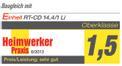 Akku-Bohrschrauber TE-CD 14,4-2 2B Li Testmagazin - Logo (oeffentlich) 2