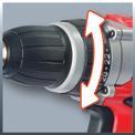 Akku-Bohrschrauber TE-CD 14,4-2 2B Li Detailbild ohne Untertitel 1