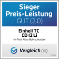 Cordless Drill TC-CD 12 Li Testmagazin - Logo (oeffentlich) 1