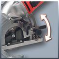 Mini-Handkreissäge TC-CS 860/1 Kit Detailbild ohne Untertitel 2