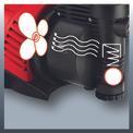 Hauswasserautomat GE-AW 5537 E Detailbild ohne Untertitel 3