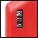Aspirator electric resturi vegetale GC-EL 2500 E Detailbild ohne Untertitel 2