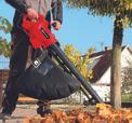 Soffiatore/aspiratore per foglie elettrico GC-EL 2500 E Einsatzbild 1