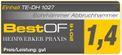 Bontókalapács TE-DH 1027 Testmagazin - Logo (oeffentlich) 2