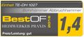 Tassellatori TE-DH 1027 Testmagazin - Logo (oeffentlich) 2