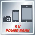Jump-Start - Power Bank CC-JS 8 VKA 2