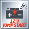 Jump-Start - külső akkumulátor CC-JS 12 VKA 1