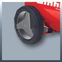 Kompressor TE-AC 270/24/10 Detailbild ohne Untertitel 5