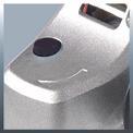 Winkelschleifer TC-AG 115 Detailbild ohne Untertitel 2
