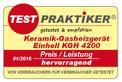Keramik Gasheizer KGH 4200 (DE/AT) Testmagazin - Logo (oeffentlich) 1