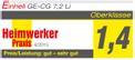 Akku-Gras- und Strauchschere GE-CG 7,2 Li Testmagazin - Logo (oeffentlich) 1