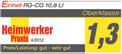 Akku-Gras- und Strauchschere GE-CG 10,8 Li Testmagazin - Logo (oeffentlich) 1