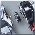 Akku-Winkelschleifer TE-AG 18 Li Kit Detailbild ohne Untertitel 3