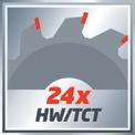 Handkreissäge TC-CS 1200 VKA 3