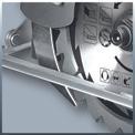 Handkreissäge TC-CS 1200 Detailbild ohne Untertitel 4