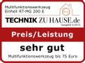 Multifunkciós szerszám TE-MG 200 CE Testmagazin - Logo (oeffentlich) 2
