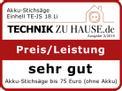 Akku-Stichsäge TE-JS 18 Li - Solo Testmagazin - Logo (oeffentlich) 2