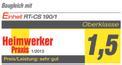 Set seghe circolari manuali TE-CS 190 Kit Testmagazin - Logo (oeffentlich) 2