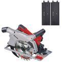 Set seghe circolari manuali TE-CS 190 Kit Produktbild 1