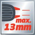 Schlagbohrmaschine TC-ID 1000 Kit VKA 3