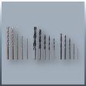Trapano a percussione TC-ID 1000 Kit Detailbild ohne Untertitel 4