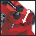 Ascutitor lant ferastrau GC-CS 235 E Detailbild ohne Untertitel 3