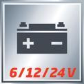 Cargador de batería CC-BC 15 VKA 1
