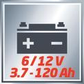 Batterie-Ladegerät CC-BC 8 VKA 1