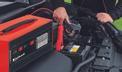 Batterie-Ladegerät CC-BC 8 Einsatzbild 1
