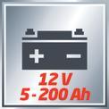 Cargador de batería CC-BC 10 E VKA 1