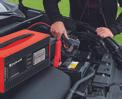 Batterie-Ladegerät CC-BC 10 E Einsatzbild 1