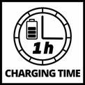 Seghe a catena a batteria GE-LC 18 Li Kit (1x3,0Ah) VKA 2