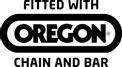 Akkus láncfűrész GE-LC 18 Li Kit (1x3,0Ah) Logo / Button 1