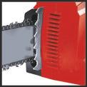 Seghe a catena a batteria GE-LC 18 Li Kit Detailbild ohne Untertitel 5