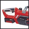Seghe a catena a batteria GE-LC 18 Li Kit Detailbild ohne Untertitel 4